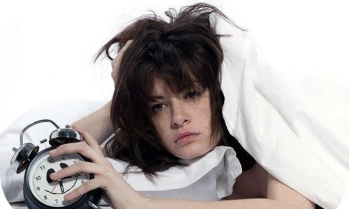 Недостаток сна также влияет на выработку ТТГ