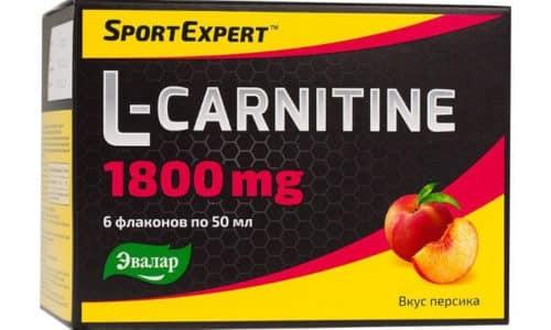 Часто применяется L-карнитин - сжигатель жира, который выпускается как таблетки или сухое сырье для напитка