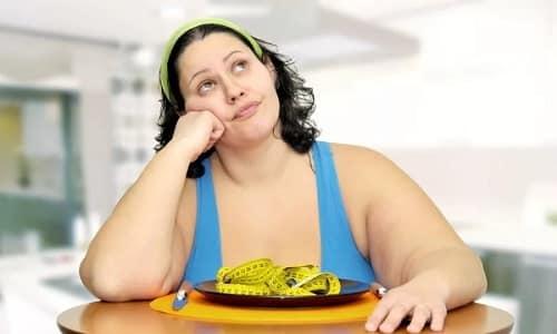 Лишний вес может способствовать развитию многоузлового зоба