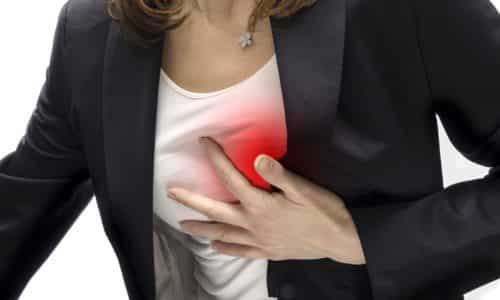 Осложнениями могут стать сердечная недостаточность и даже инфаркт