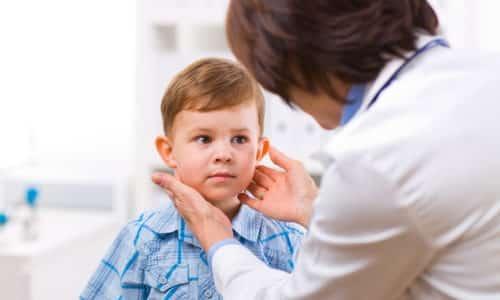 Щитовидка у детей - уязвимый орган, быстро реагирующий на изменения в питании, образе жизни и окружающей обстановке
