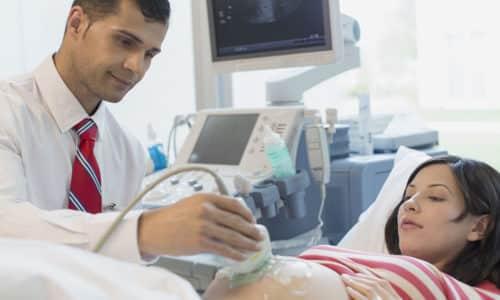 Скрининг помогает определить возможную патологию у ребенка
