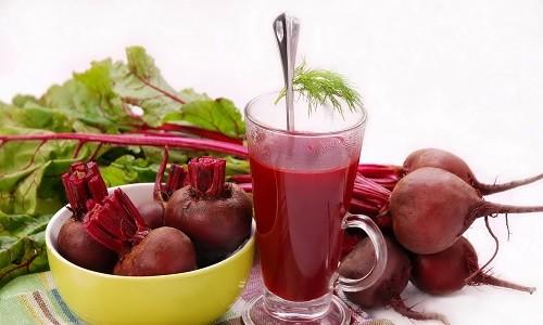 Очень хорошими источниками природного органического йода могут стать различные овощные соки