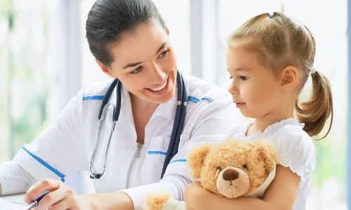 Часто гипоплазия диагностируется у дошкольника до 7 лет, которая возникает на фоне дефицита йода