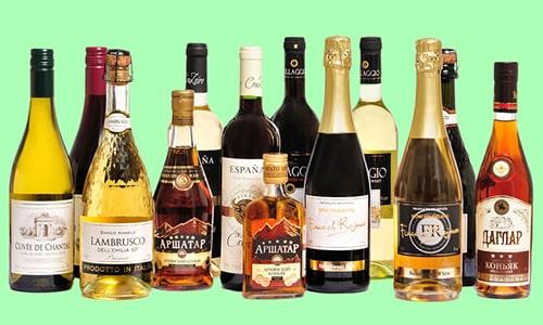 Употребление алкоголя может стать причиной возникновения злокачественной опухоли