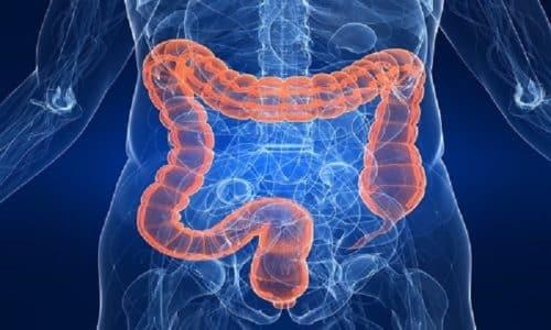 При превышении дозы наблюдается расстройство желудочно кишечного тракта