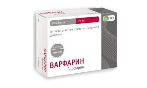 Редкие случаи внутренних кровотечений наблюдаются при совмещении препарата с Варфарином