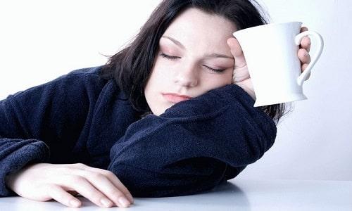 Прием лекарства может сопровождаться сонливостью и снижением работоспособности