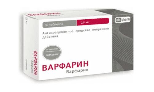 Вероятность кровотечений повышается при одновременном приеме больших доз масла с варфарином