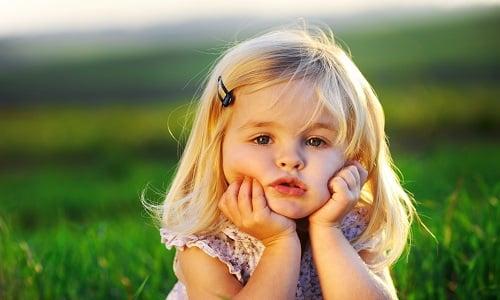 Детям принимать Левокарнитин можно с первых дней жизни