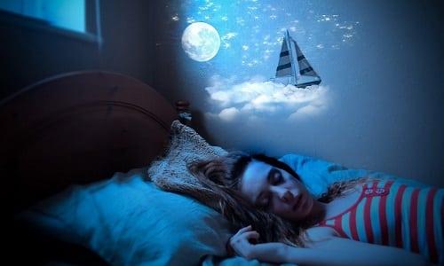 Передозировка Дарвилолом вызывает глубокий сон