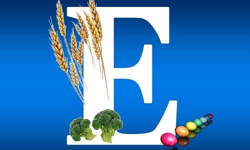 Витамин Е является важным элементом для обеспечения нормального функционирования половой системы у мужчин и женщин