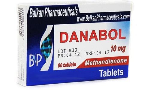 Данабол - популярный анаболический стероид, используемый в спортивной фармакологии