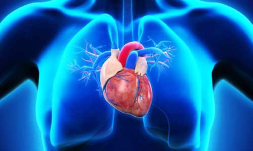 Лекарство снижает интенсивность работы миокарда, что используется при болезнях сердца