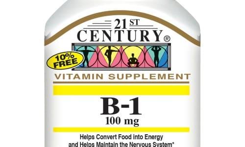 Витамин В1 является важным веществом для обеспечения нормальной работы органов и систем человека