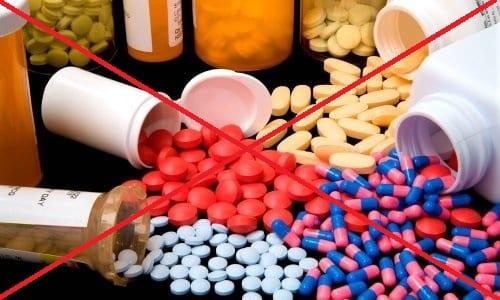 Корвитол лучше всего не применять совместно с другими лекарственными средствами