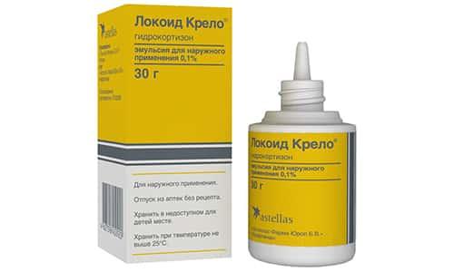 Аналоги Гидрокортизона сходны между собой по механизму действия, относятся к одной фармакологической группе (эмульсия Локоид Крело и др.)