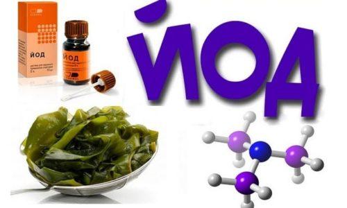 Йод принадлежит к категории необходимых элементов, без которых не обойтись при восстановлении привычных функций щитовидной железы