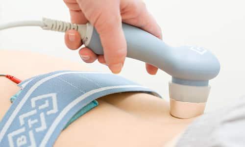 Под воздействием ультразвука улучшаются обменные процессы, кровообращение и регенерация тканей