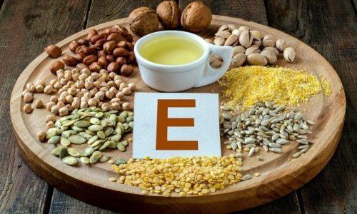 Витамин Е (токоферол) укрепляет эндокринную систему