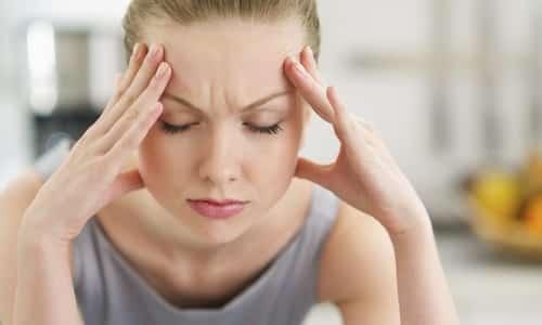 Препарат может вызывать различные побочные реакции, например, головную боль