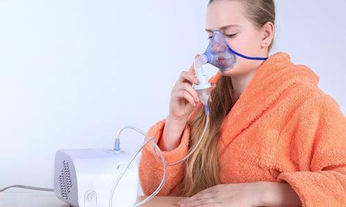 Ингаляция лекарственных средств является эффективным способом терапии заболеваний дыхательных путей