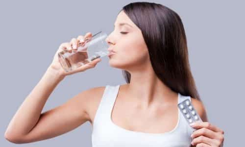 Производитель рекомендует пить препарат 1 раз в день