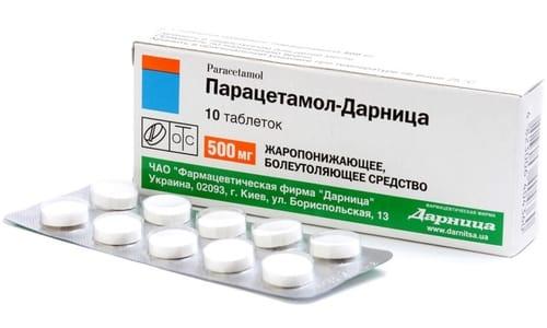 Парацетамол повышает негативное воздействие диклофенака на почки