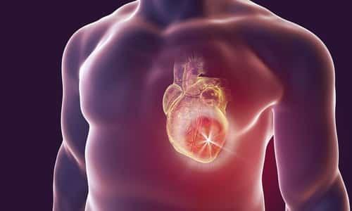 Лекарство следует отменить при наличии сердечной недостаточности у пациента