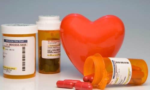 Во время терапии диклофенаком запрещено принимать сердечные гликозиды