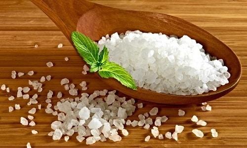 Во время приема Метипреда рекомендуется снизить количество соли в рационе