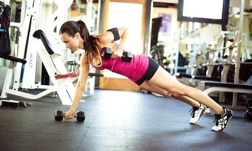 Препараты левокарнитина применяют при интенсивных спортивных тренировках