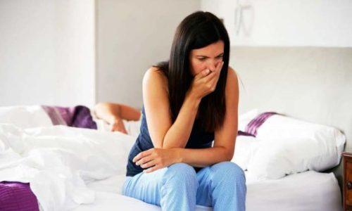 Тошнота и рвота - возможные побочные реакции организма на прием препарата