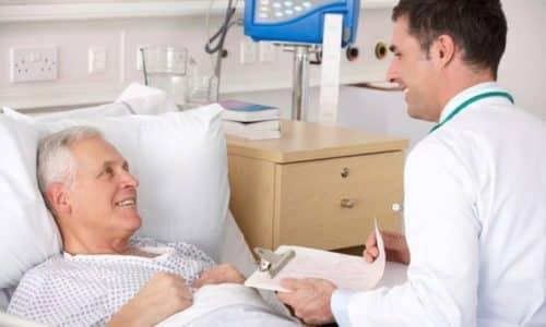 Препарат поможет в восстановление в послеоперационный период