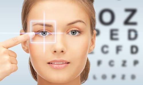 Ретинол необходим для глаз. Он входит в состав зрительных пигментов, обеспечивающих нормальную работу зрительного анализатора