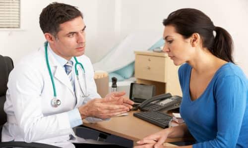 При обострении заболевания нужно срочно обратиться к эндокринологу
