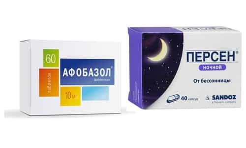 Нейротропные препараты, такие как Афобазол или Персен, влияют на нервную систему и воздействует на разные типы рецепторов