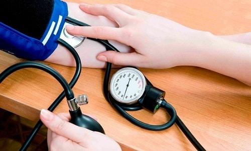 Препарат помогает предотвратить увеличение артериального давления