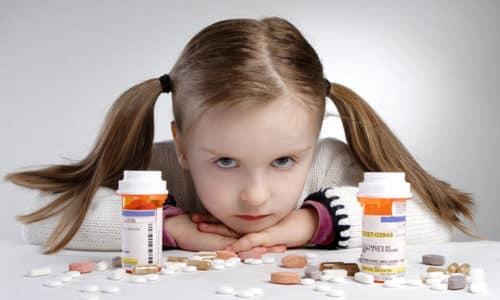 Детям принимать таблетки Диклофенак 25 мг можно с 6 лет
