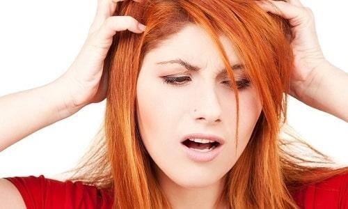 Одно из побочных действий Йод Витрума - головная боль