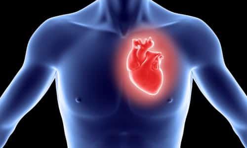 С осторожностью следует принимать пациентам, которые перенесли инфаркт миакарда
