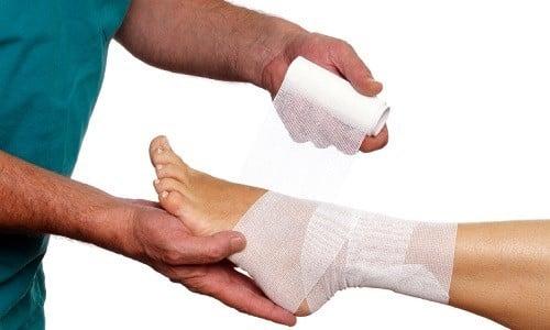 Препарат Вобэнзим применяется при лечении травм и ожогов