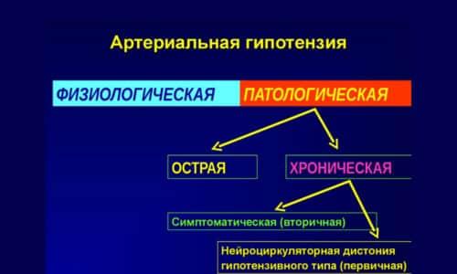 Передозировка антибиотиком проявляется развитием гипотензии артериального типа