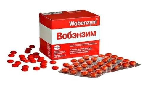 Вобэнзим 200 (Wobenzym) - многокомпонентный препарат, содержащий ферменты. Применяется при дисфункции поджелудочной железы