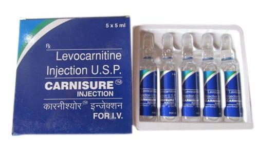 Левокарнитин является витаминоподобным веществом, так как обладает практически идентичным составом с витаминами группы B