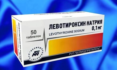 Левотироксин снижает эффективность сердечных гликозидов