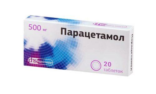 Применение Медопреда с Парацетамолом провоцирует поражение печени