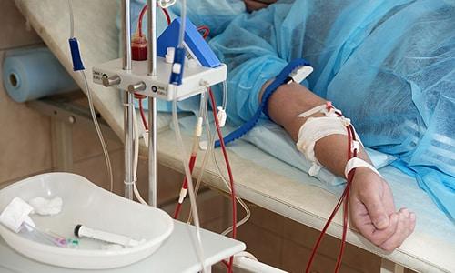 При использовании Эутирокса 25 в сверхдозах назначается плазмаферез