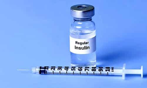 Во время лечения требуется повышение дозировок инсулина