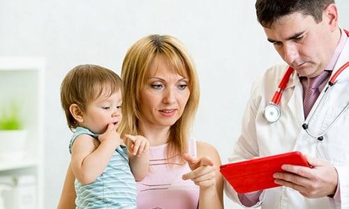 Детям до 3 лет дневную норму Л-тироксина дают в 1 прием